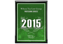 2015 Best of Newport Beach