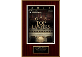 2014 OC's Top Lawyers