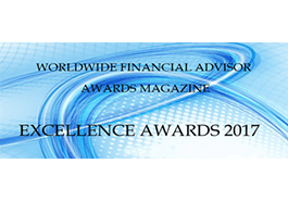 Worldwide Financial Advisor Awards Magazine - Excellence Awards 2017